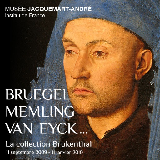 Paris : Exposition « Bruegel, Memling, Van Eyck…» au Musée Jacquemart-André