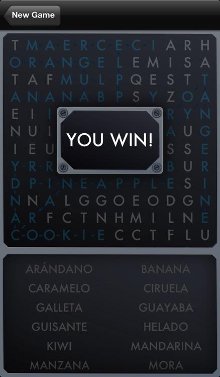 Mega Multilingual Word Find by Accio screenshot-4