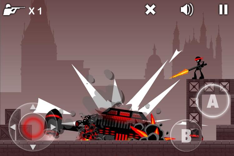 Iron Commando Pro screenshot-3