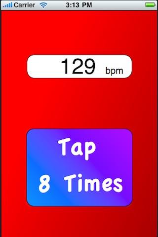 Tap Tempo - Free screenshot-3