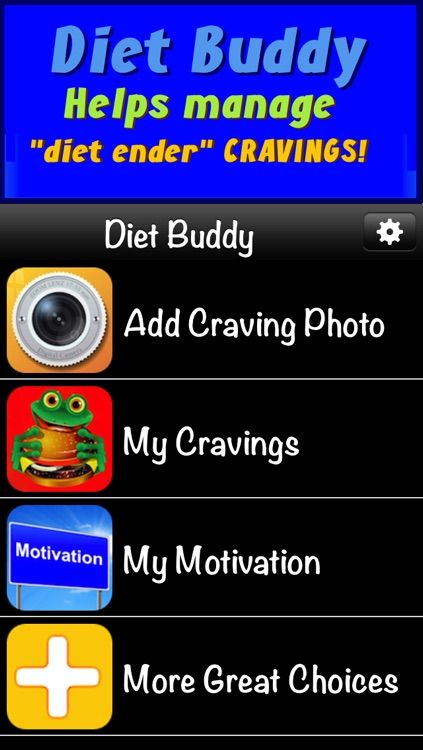 Diet Buddy Weight Loss: Cheat Day Calorie & Nutrition Tracker!