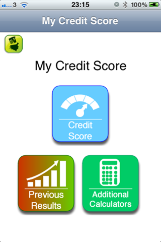 My Credit Score screenshot one