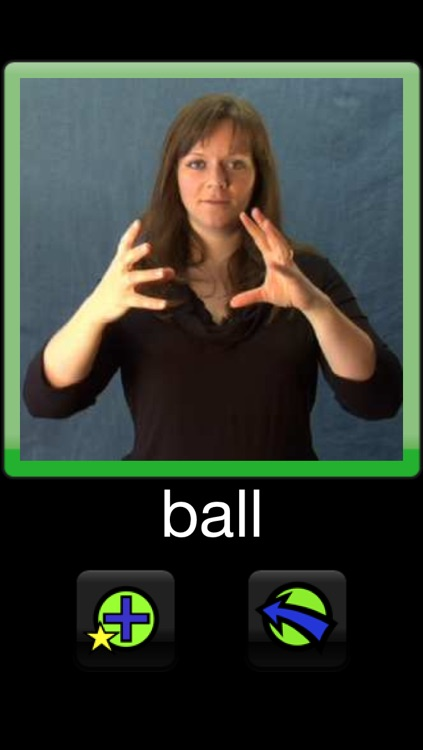 Baby Sign (ASL) Free  - American Sign Language Learning Signs for Kids screenshot-3