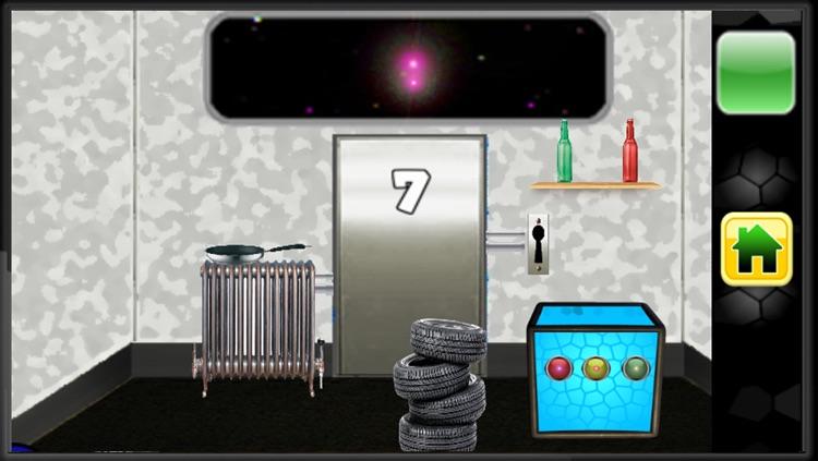 Can You Escape Space Doors screenshot-3