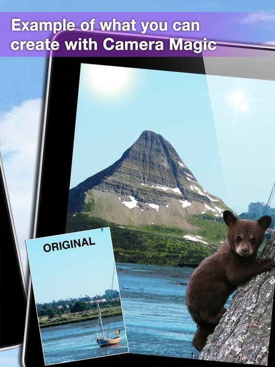 CAMERA MAGIC  HD - Prank your friends screenshot-4