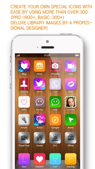 Contact shortcut photo icon ( iFavorite ) for Home screen Screenshot