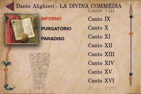 iDante - The Divine Comedy screenshot-3