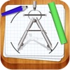 Geometry: Constructions Tutor (Lite) - iPadアプリ
