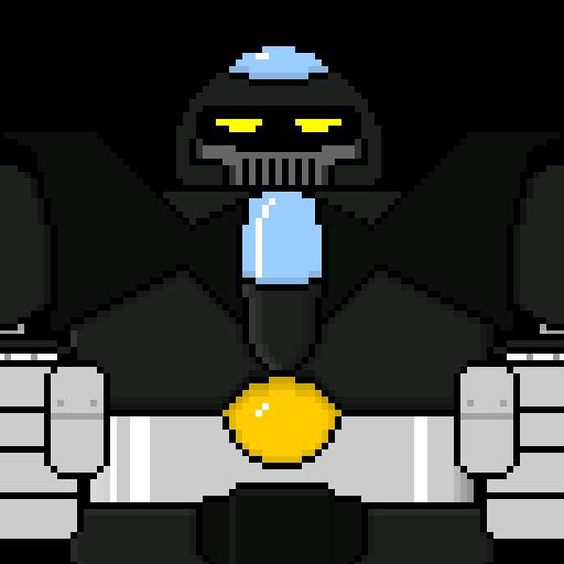 Giant Metal Robot