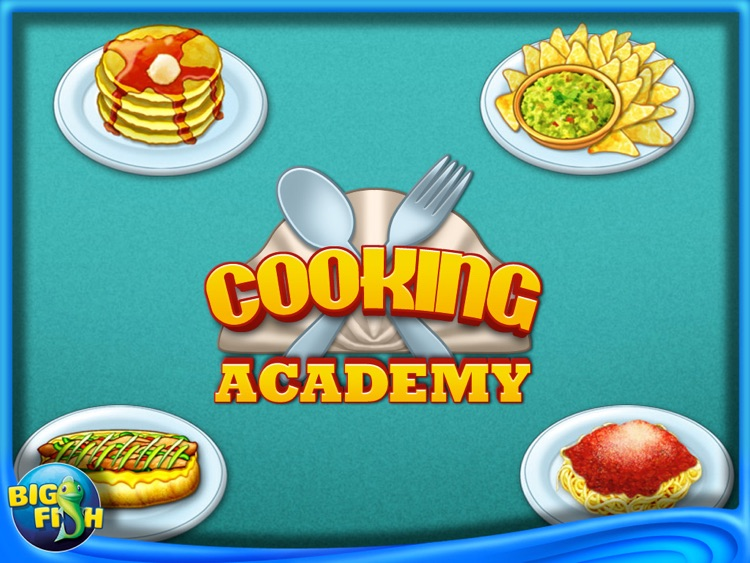 Cooking Academy HD (Full) screenshot-0
