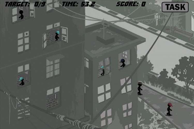 Hired Gun screenshot-1