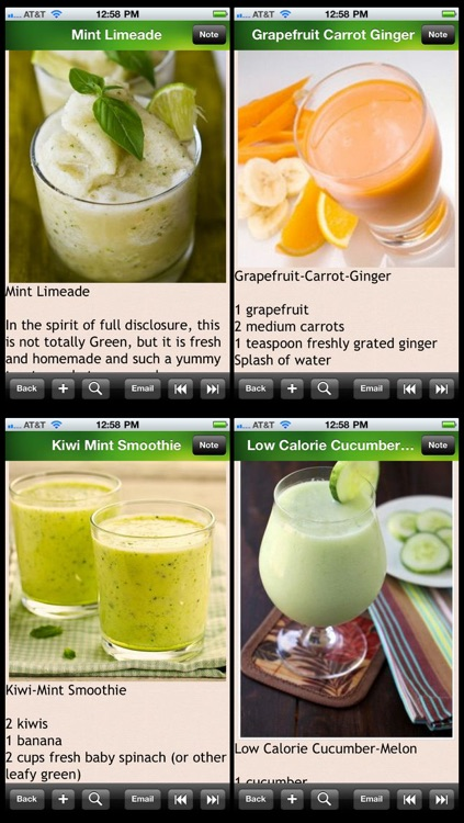 230 Green Drink and Shake Recipes
