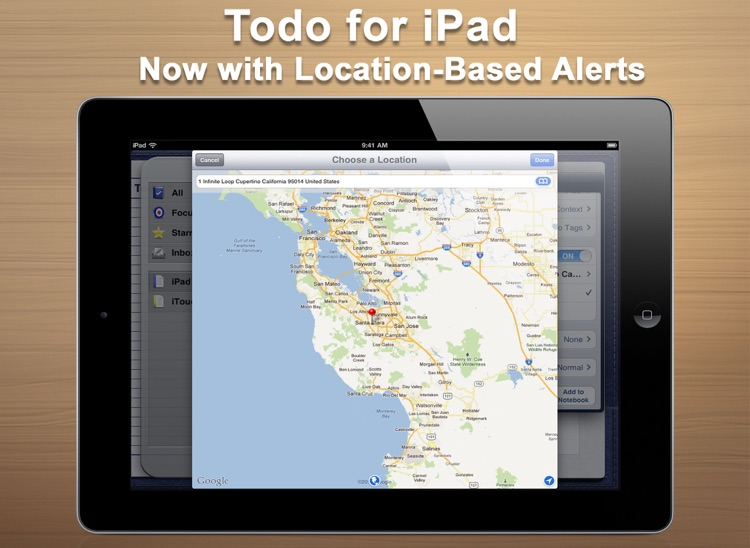 Todo for iPad 6 (for devices that cannot upgrade to version 8)