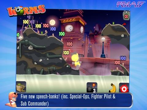 Скачать Worms HD