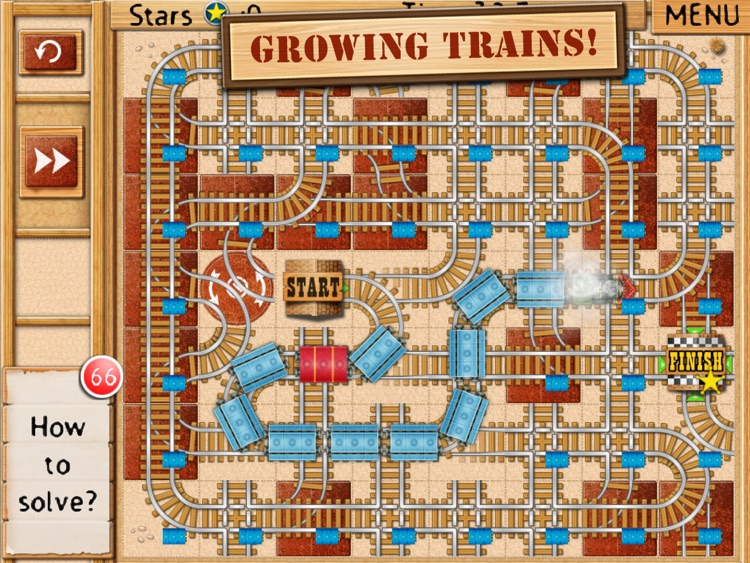 Rail Maze Pro HD screenshot-3