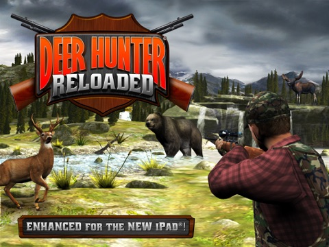 Deer Hunter Reloaded-ipad-0