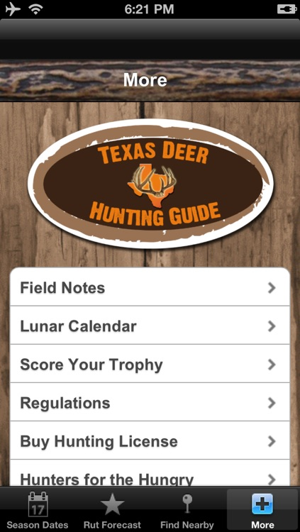 Texas Deer Hunting Guide screenshot-3