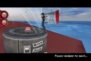 Gorillaz - Escape to ... screenshot1