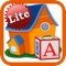 ABC's Lite is fun and entertaining way for your child to learn how to recognize or say their ABC's (English letters and sounds)
