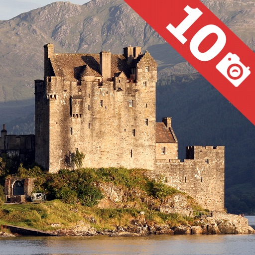 Scotland : Top 10 Tourist Attractions - Travel Guide of Best Things to See iOS App