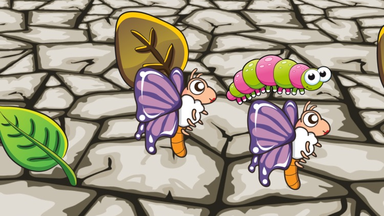 Insects and Bugs for Toddlers and Kids : discover the insect world ! FREE game screenshot-4