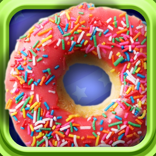Donuts-Cooking games icon