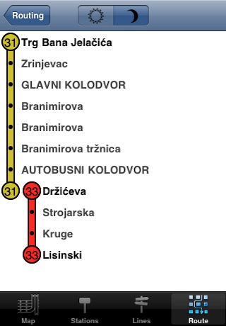 Zagreb tramvaj screenshot-3