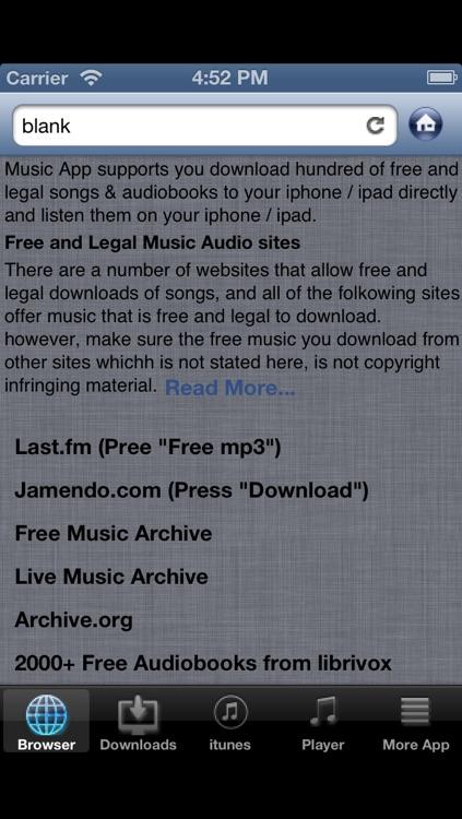Music App Pro