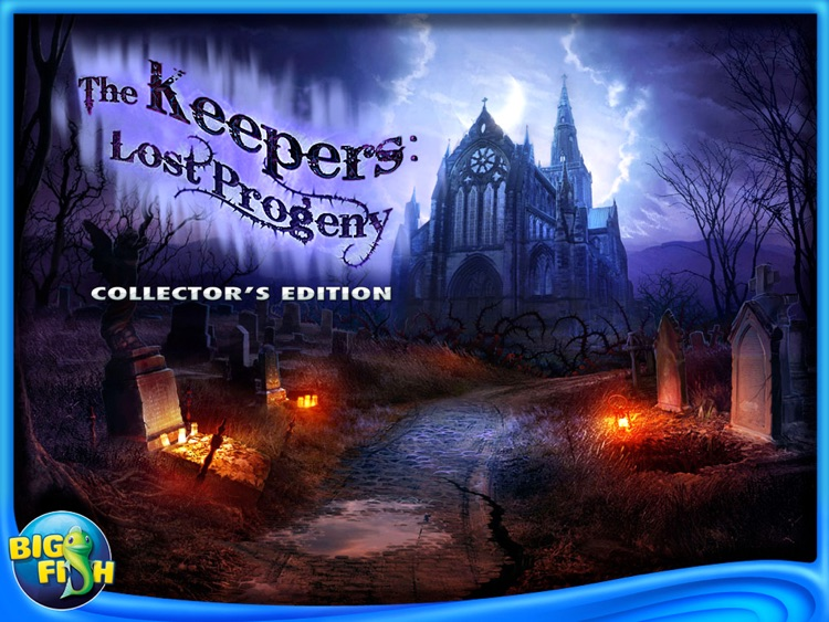 The Keepers: Lost Progeny Collector's Edition HD (Full)