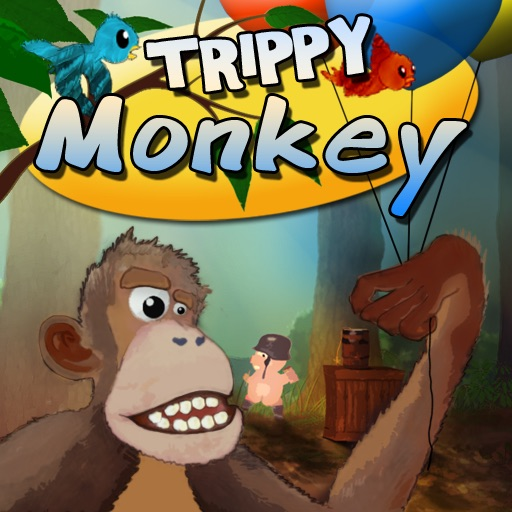 Trippy Monkey HD