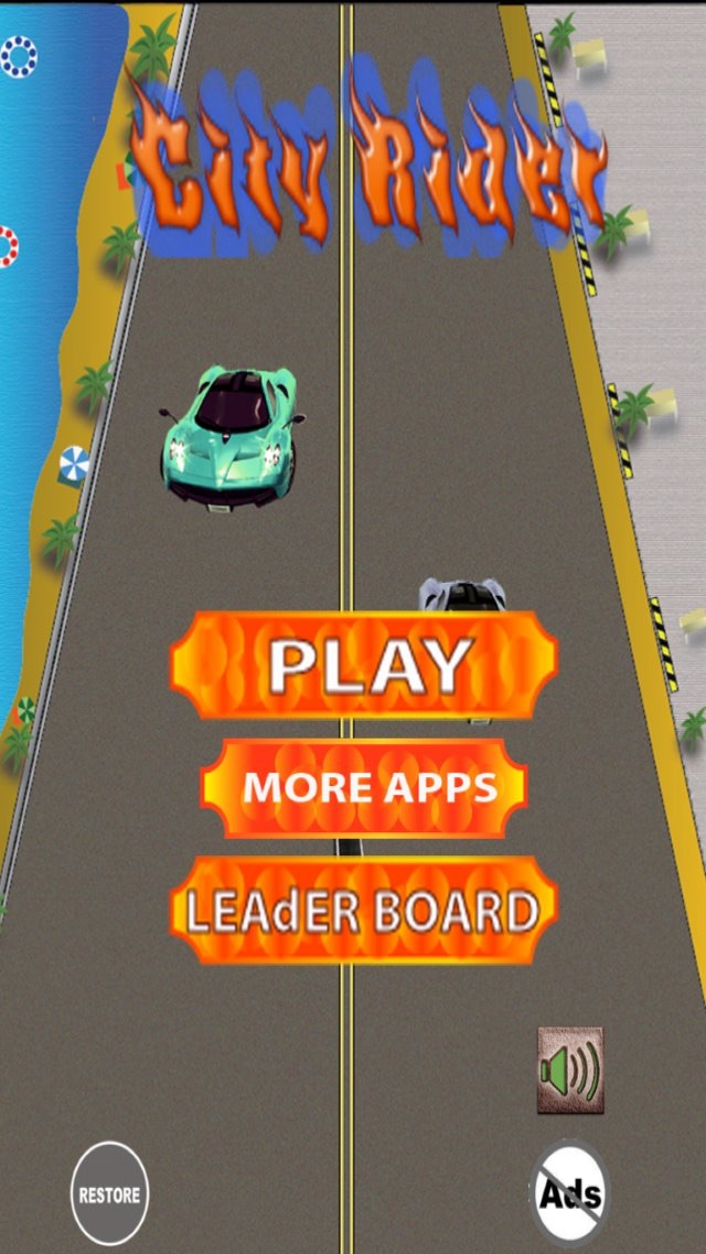 City Rider - Mini Ace Motor Racing