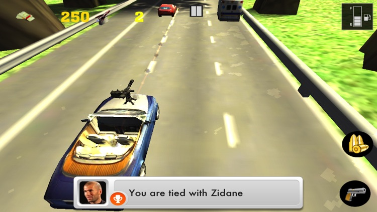 3D Road Rider Rivals: Furious Multiplayer Dune Riot Racing screenshot-3