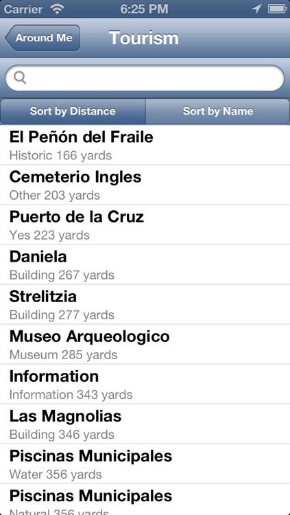 Tenerife the Offline Map screenshot-4