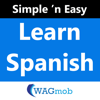 Learn Spanish by WAGmob - Wag Mobile Software Services Pvt. Ltd.