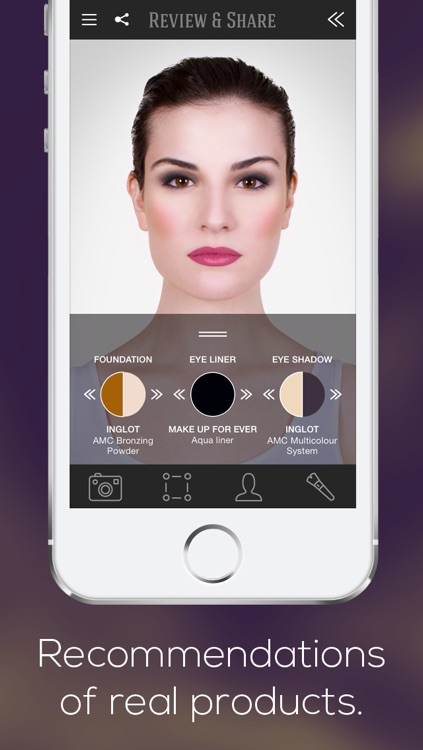 Virtual Makeup Artist Premium screenshot-1