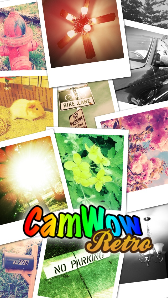 camwow - free photo booth effects live on camera