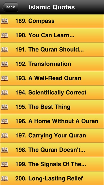 Good Islamic Quotes screenshot-3
