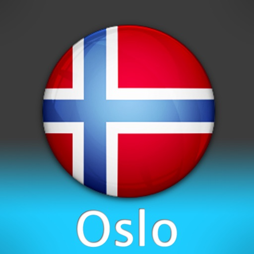 Oslo Travel Map