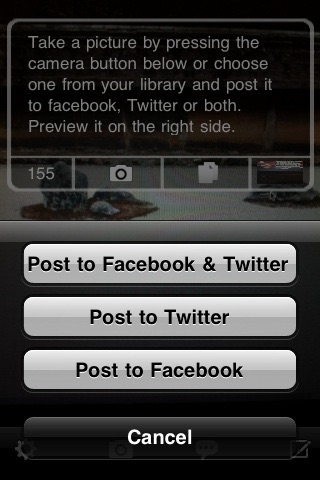Text Vision - Walk and Compose posts Safely UPDATED screenshot-3
