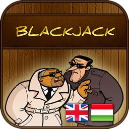 Crystals Angol Black Jack EN-HU