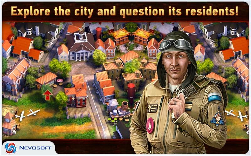 Mysteryville Lite: hidden object investigation screenshot 5