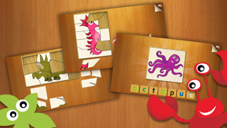 Clever Kids - First Puzzles Learning Game for Children
