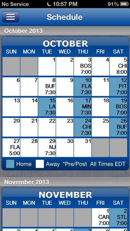 Tampa Bay Hockey Live