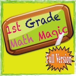 First Grade Math Magic Full Version