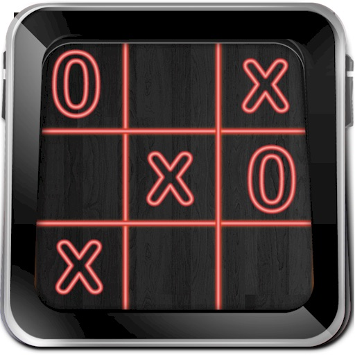 Tic Tac Toe Multiplayer HD Lite icon
