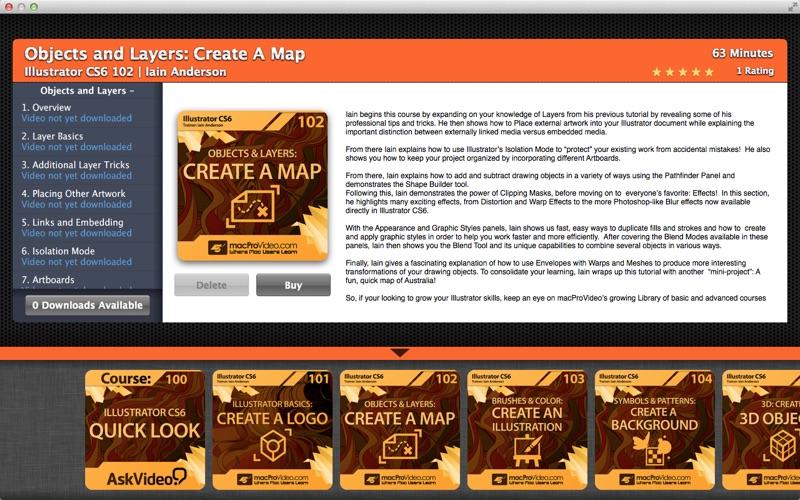 AV For Illustrator CS6 скриншот программы 1