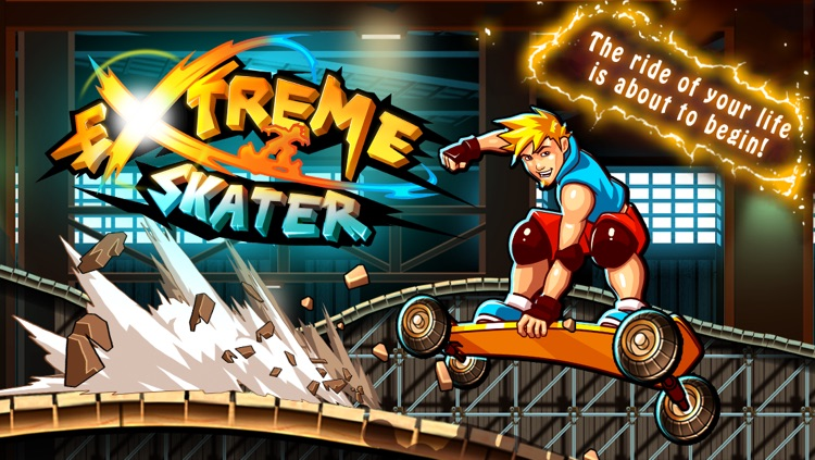 Extreme Skater screenshot-0