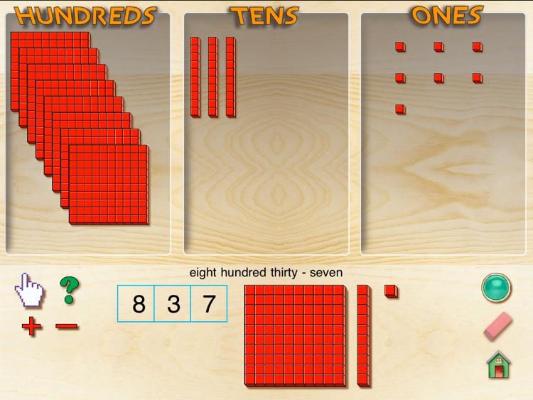 Base Ten Blocks ES