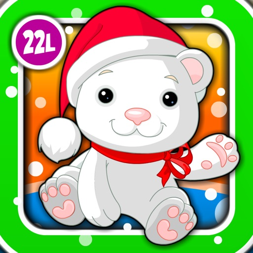 Abby Monkey® - Animated Christmas Animals for Toddler Explorers!