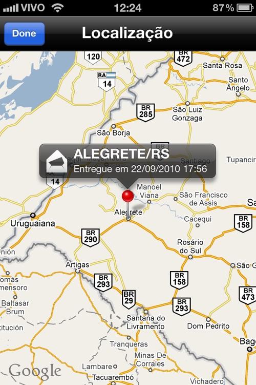 Entregas screenshot-4